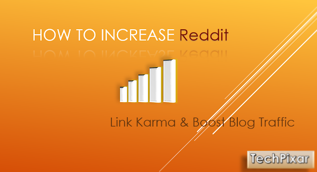 increase reddit link karma