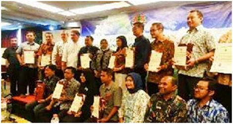 Semen Padang Raih Kembalai Penghargaan Lingkungan Hidup