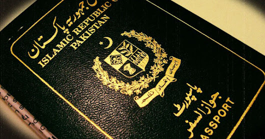Online Passport Renewal Service Started in Pakistan