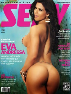 Sexy Brasil – Marzo 2013 PDF Digital + Video HD