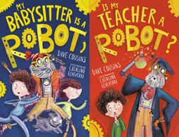 NEW SERIES for readers aged 7+