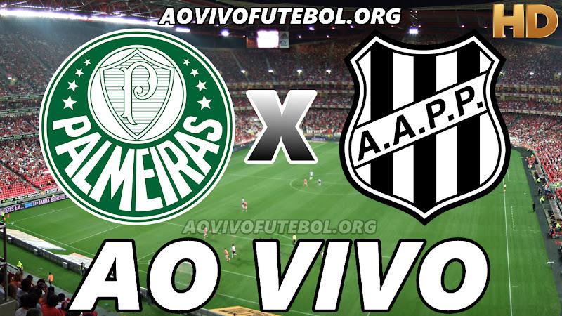 Assistir Palmeiras x Ponte Preta Ao Vivo HD