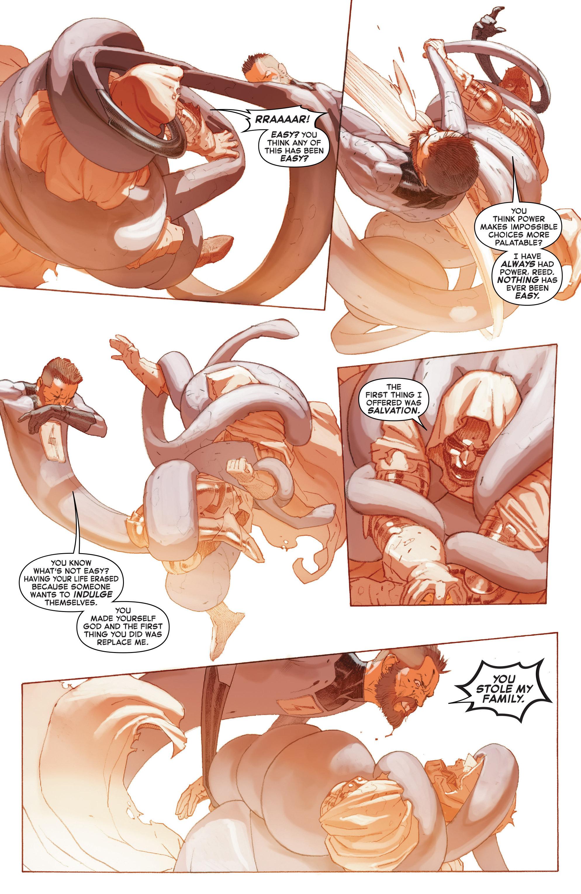 Read online Secret Wars comic -  Issue #9 - 18