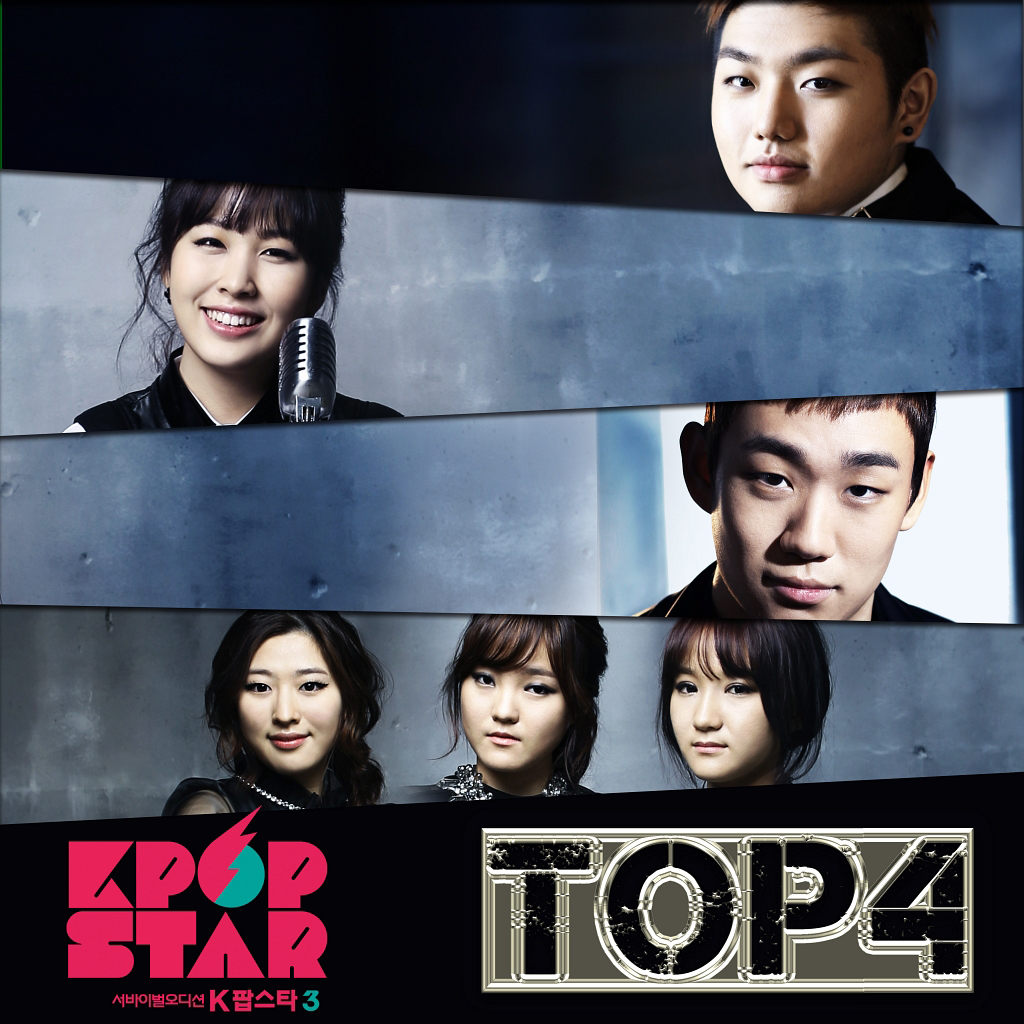 [Compilation] Various Artists  – Kpop Star Season 3 Top 4