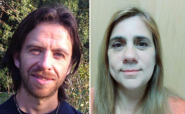 Rodrigo Jiménez Villarroel y  Maria De Sousa Cipriano dos Santos