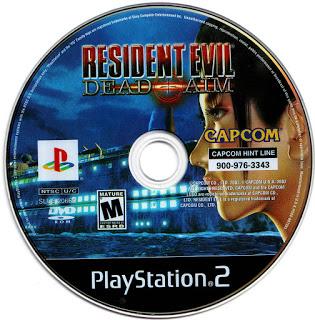 Download ISO Resident Evil 2 Dead Aim 2003 PS2 Torrent RE2DA