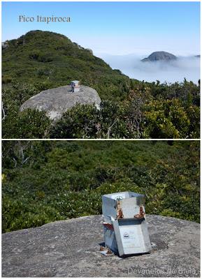 Trekking no Paraná - Trilha Morro Itapiroca