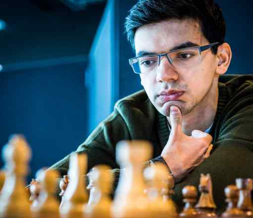 Anish Giri vainqueur incontesté de l'Open de Reykjavik 2017 - Photo © site officiel