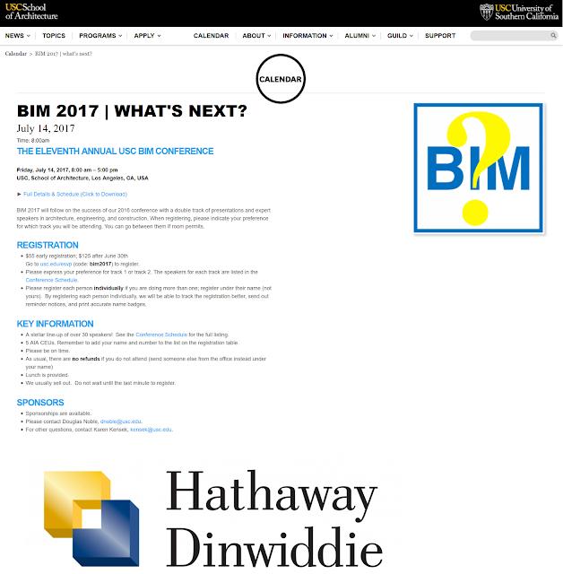 http://arch.usc.edu/calendar/bim-2017-whats-next