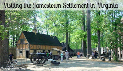 Jamestown Settlement in Virginia