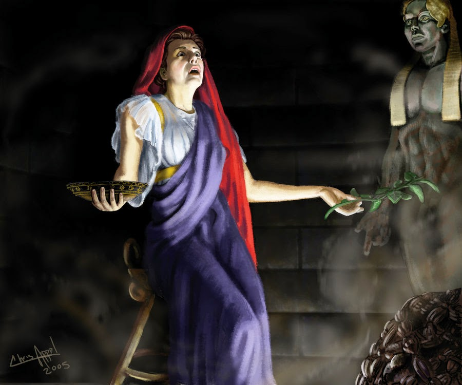 Ο σκοτεινός ρόλος του Ιερού των Δελφών και η δολοφονία του Αισώπου