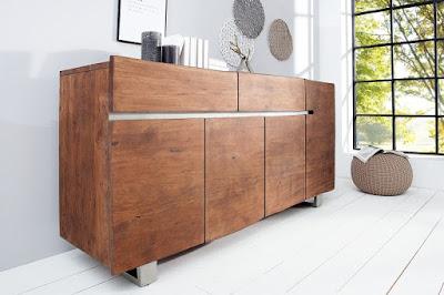 moderný nábytok Reaction, nábytok z masívu, nábytok z dreva