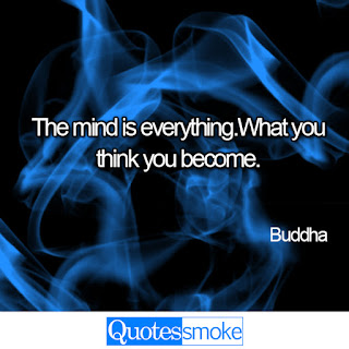 Buddha positive quote