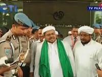 """Penjelasan Lengkap Habib Rizieq Terkait AKSI 212 """"Kenapa di Bundaran HI Bukan Istiqlal"""""""