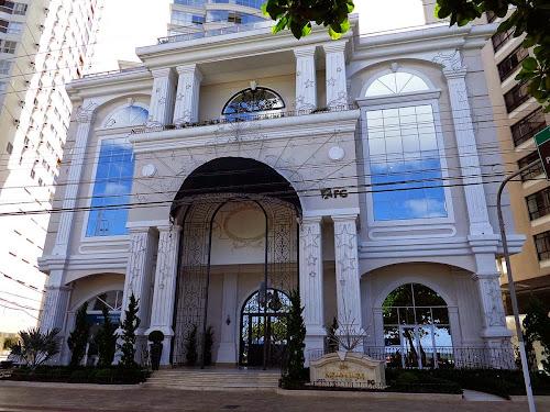 Base do Millennium Palace  - Balneário Camboriú