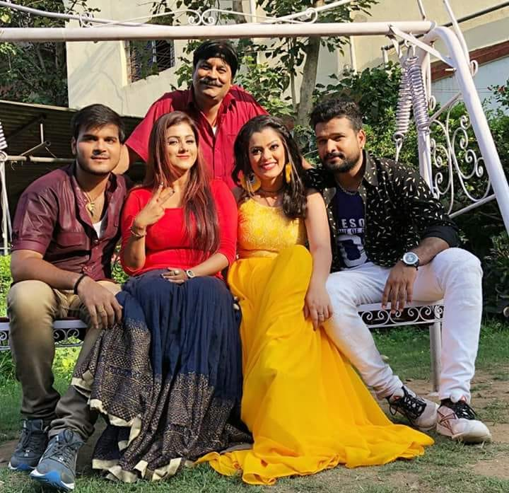Yaara Teri Yaari Bhojpuri Movie 2019 Wiki Video Songs Poster