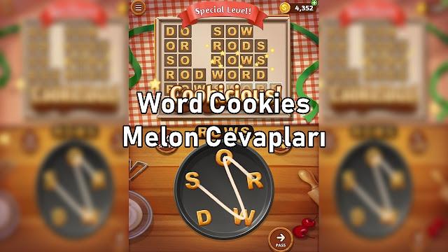 Word Cookies Melon Cevaplari