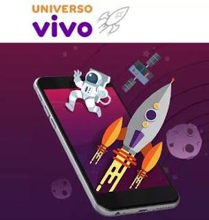 Promoção Recarga Premiada Universo Vivo 2018 Prêmios Até 50 Mil Reais
