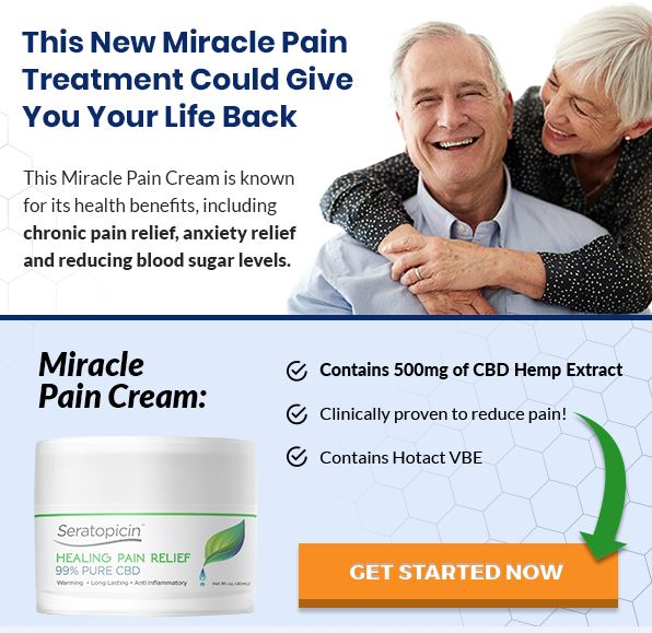 Sera Labs CBD Oil SS Pain Cream Relief