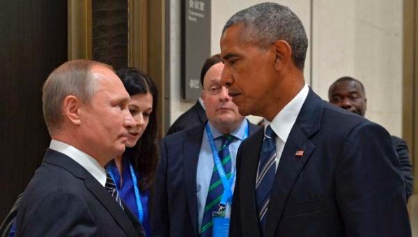Putin y Obama no llegaron a un acuerdo sobre Siria