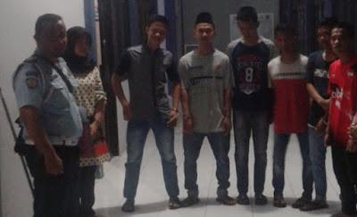 6 orang anak didik pemasyarakatan dipindakan ke LPKA Muara Bulian