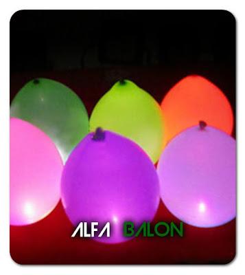 Balon Led Polos