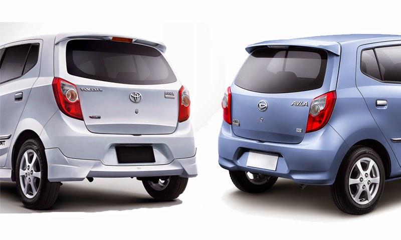 Beda All New Yaris G Dan Trd Gambar Mobil Grand Veloz Perbedaan Toyota Agya Daihatsu Ayla Review Otomotif