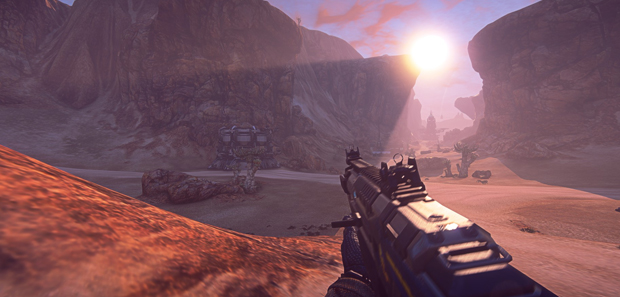 Planetside 2 Off-Screen PS4 Photo