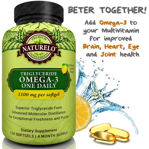 One Daily Multivitamin