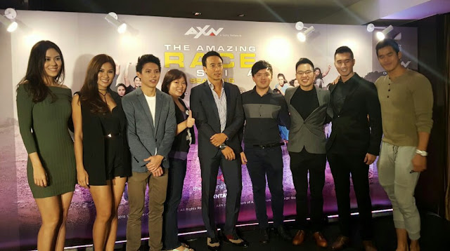 ANTABAX PARTNERS WITH THE AMAZING RACE ASIA TO MAKE THE LINK BETWEEN GOOD HEALTH & HYGIENE MORE FUN