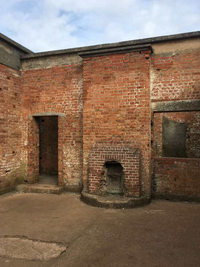 Bream-Down-Fort-barracks-fireplace