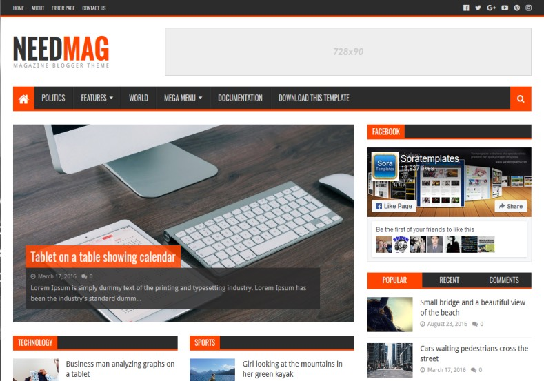 Need mag blogger template home need mag blogger template wajeb Choice Image