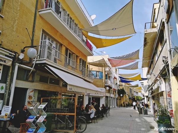 Nicosia-Cipru-Centrul-Istoric