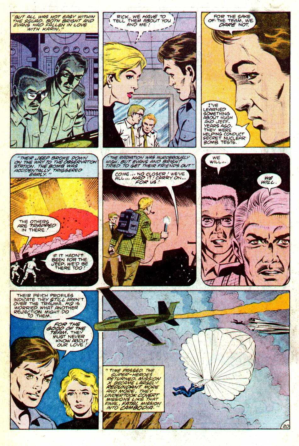 Read online Secret Origins (1986) comic -  Issue #14 - 23