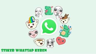 Cara Memunculkan Stiker di WhatsApp
