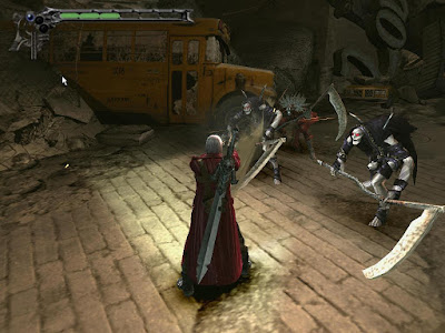 Download Devil May Cry 3 Highly Compressed