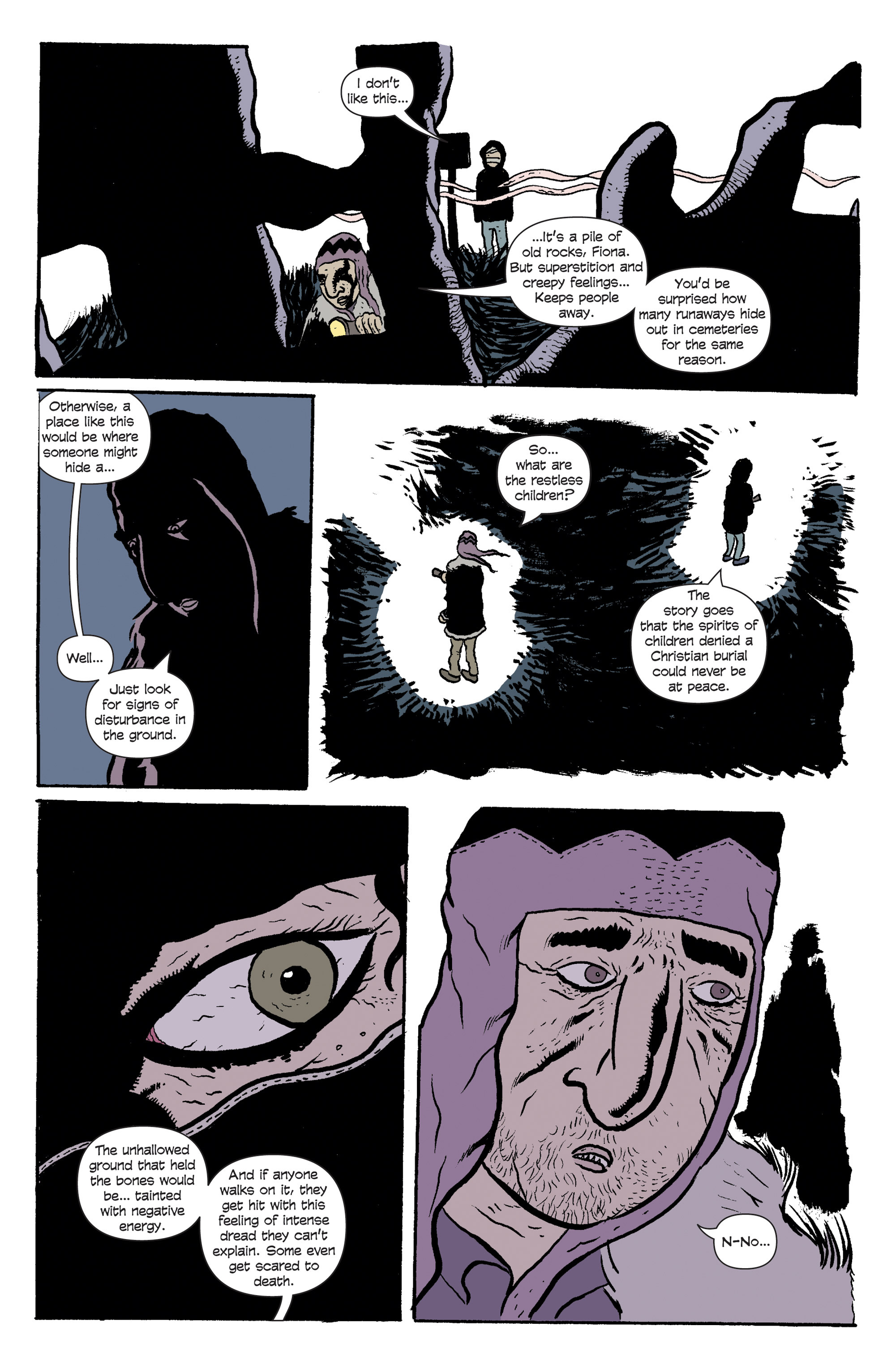 Read online And Then Emily Was Gone comic -  Issue #2 - 21