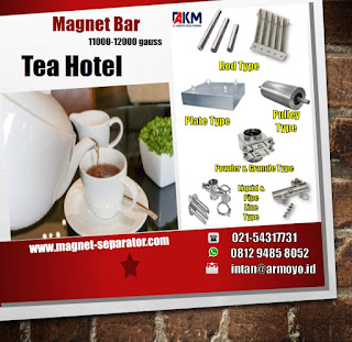 Magnetic Bar Untuk Tea