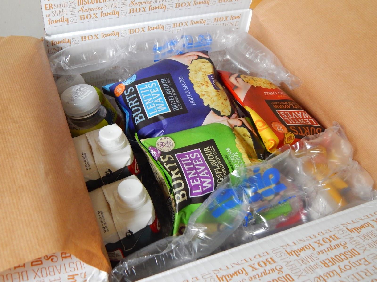 Open Degusta Box