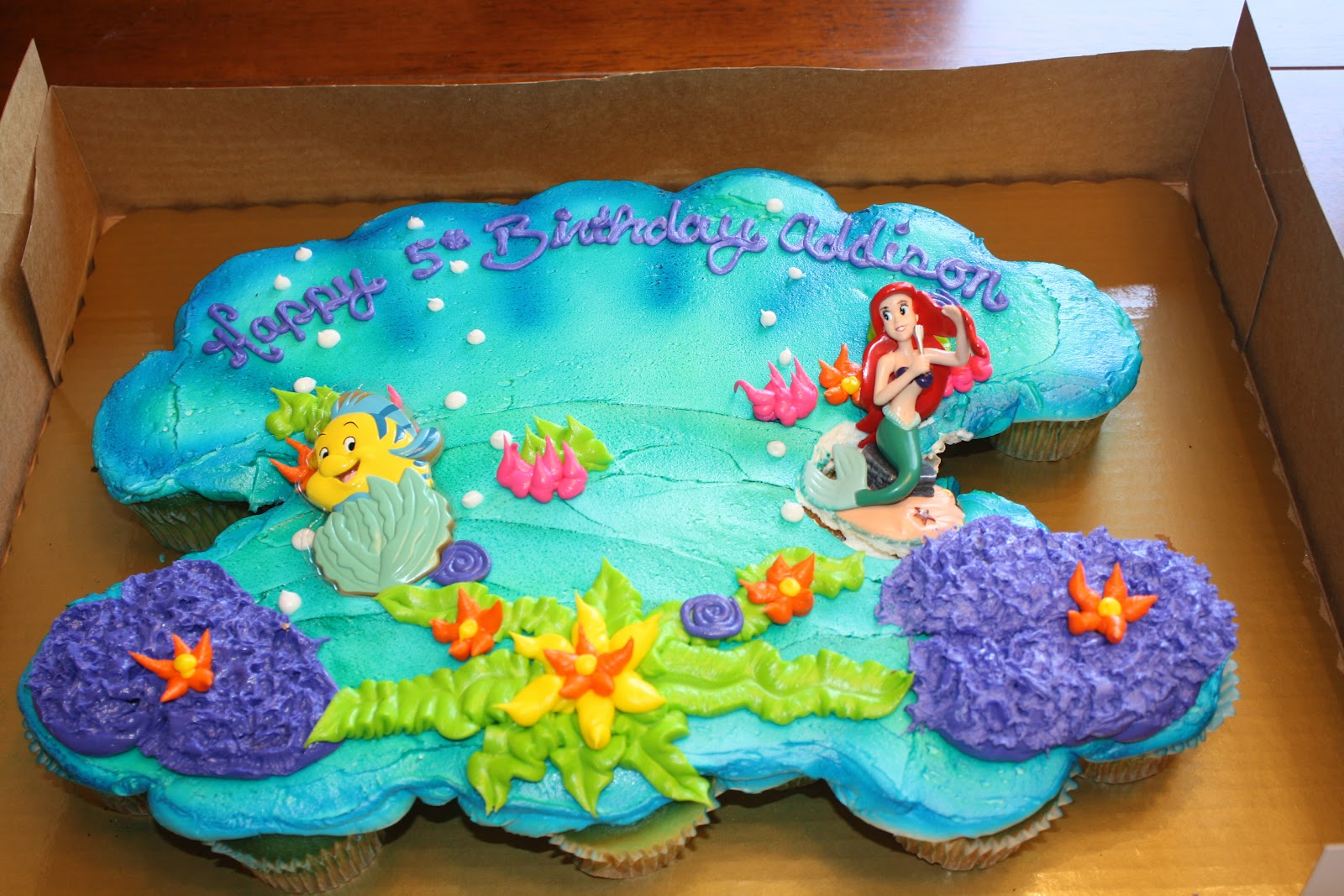 Meijer Birthday Cupcakes