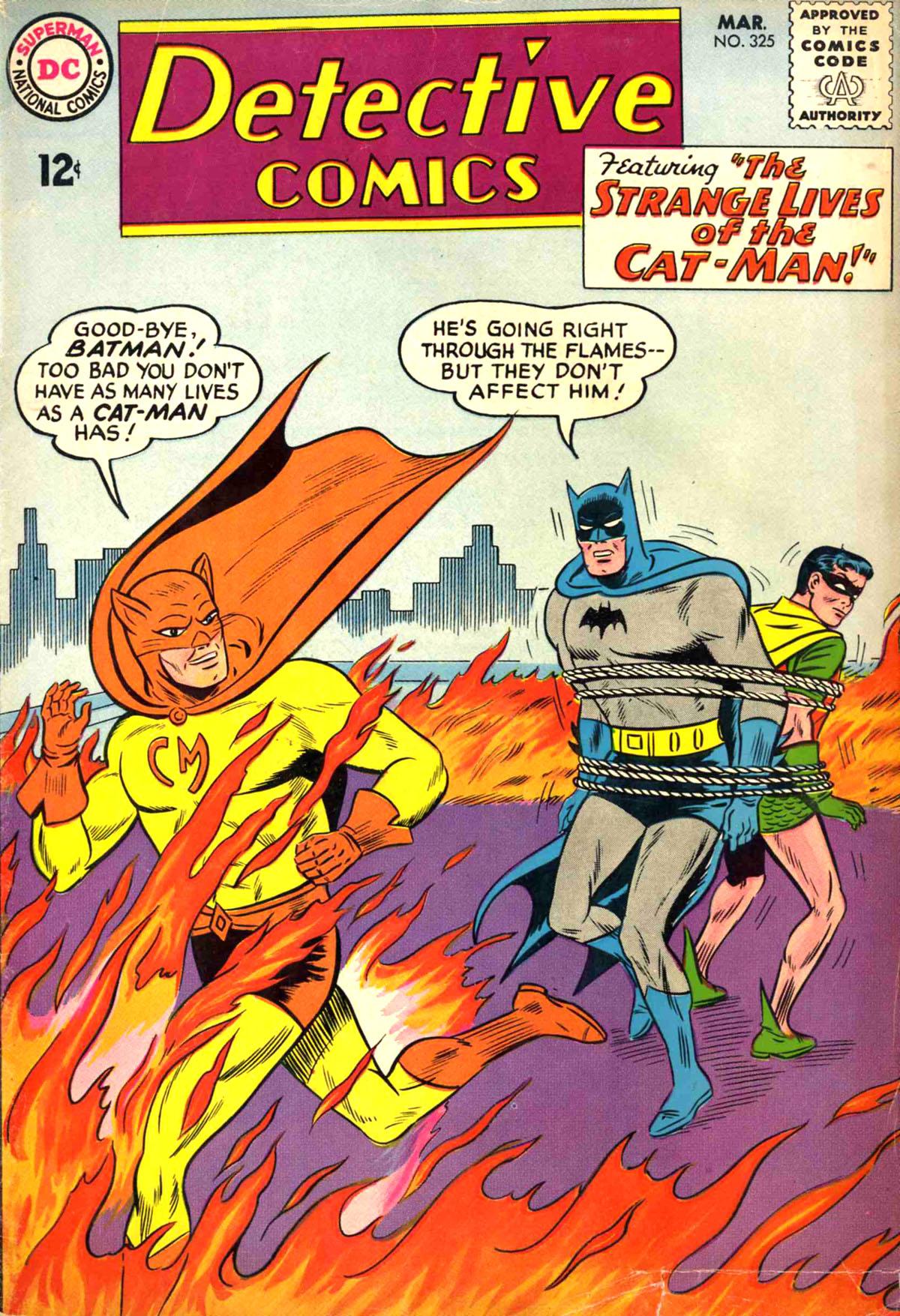 Detective Comics (1937) 325 Page 1