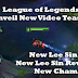 League of Legends Released New Video Teaser: New Lee Sin Skin? Lee Sin Rework? Or New Champion?