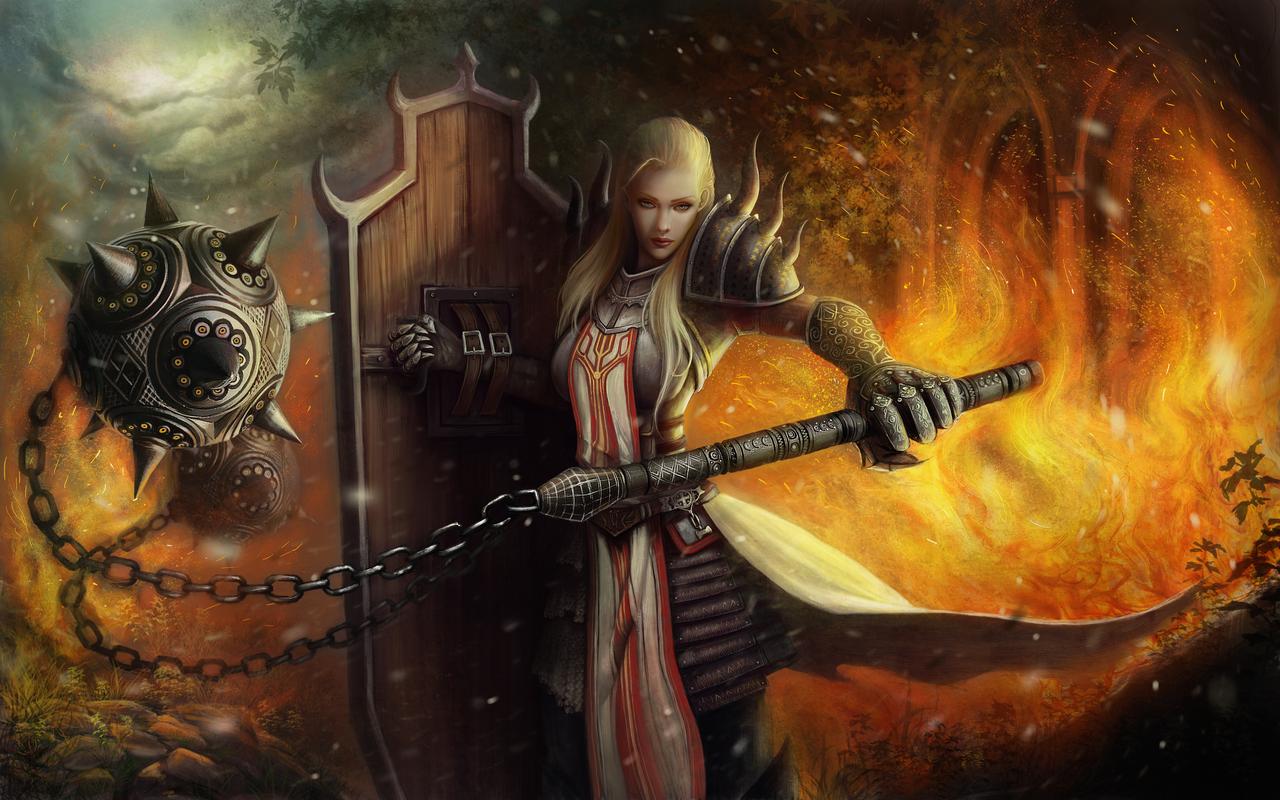 MIX: Diablo 3 Video - Quin69: GR69 + Hammerdin Crusader Guide (Solo
