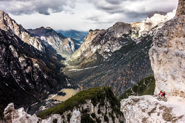Fatbike Tour Monte Piana Dolomiten MTB