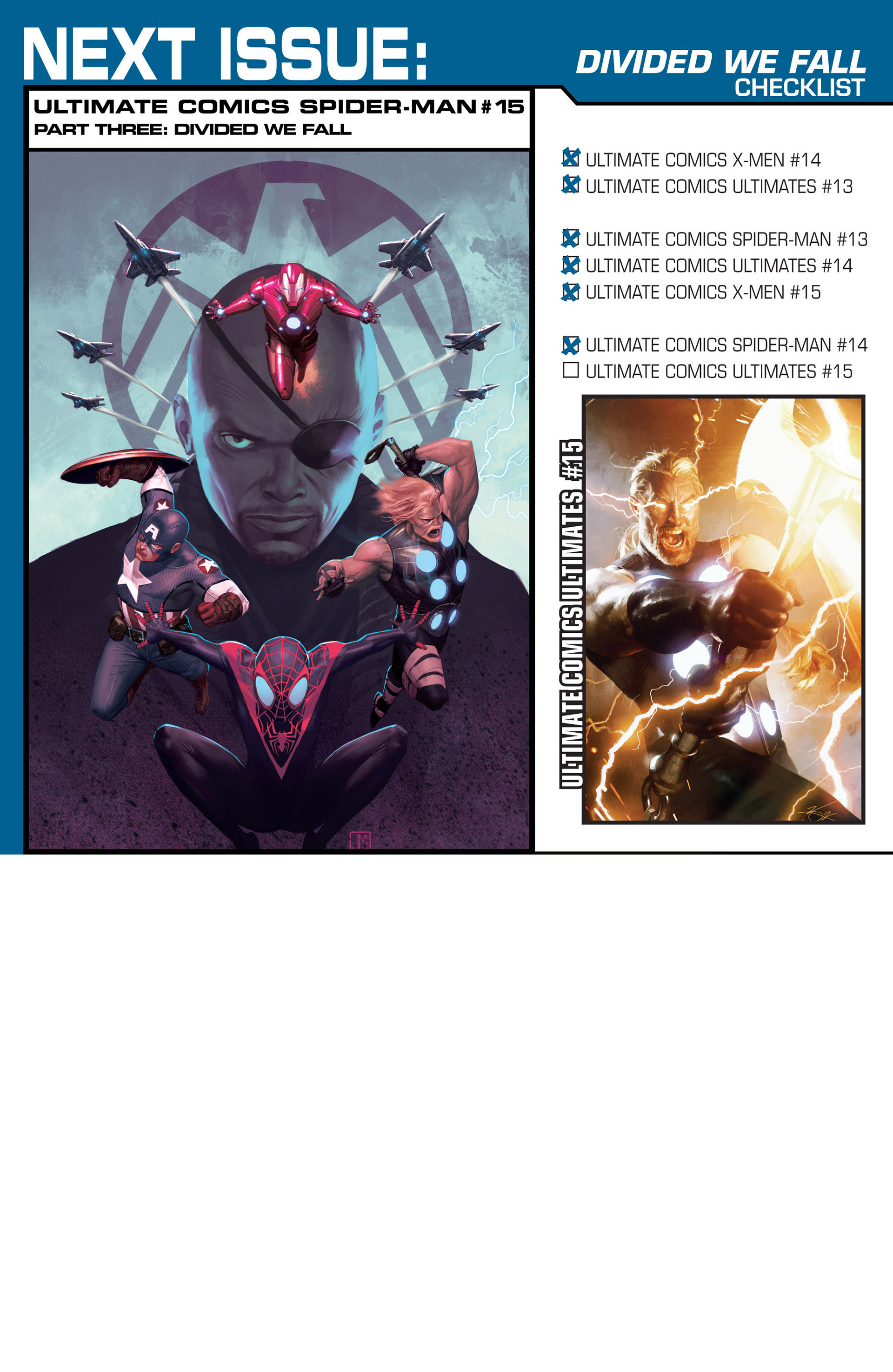 Read online Ultimate Comics Spider-Man (2011) comic -  Issue #14 - 22