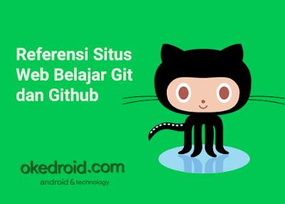 Referensi Situs Web Belajar Git dan Github untuk Pemula