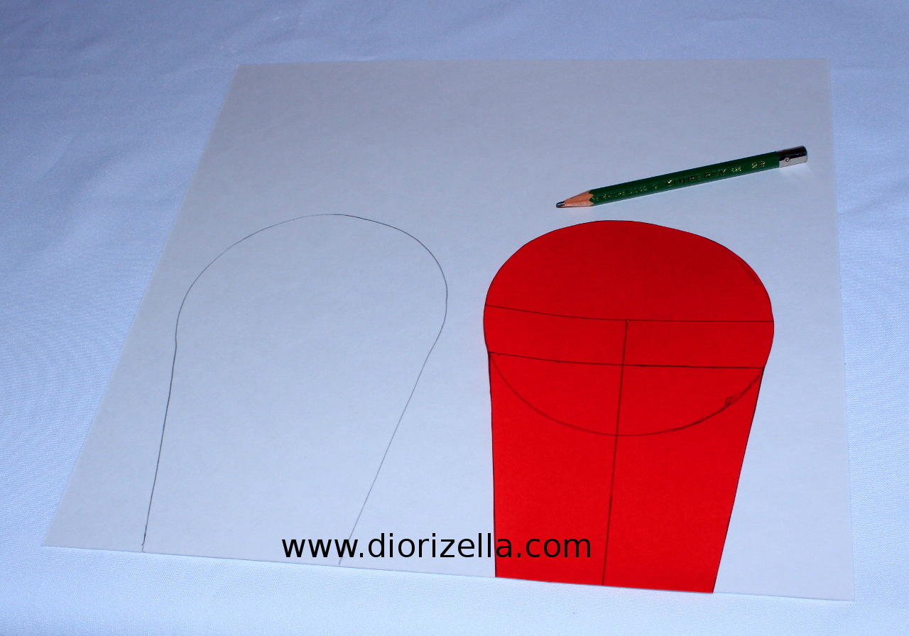Diorizella Events and Crafts: Como Hacer Flor Gigante con Papel #DIY