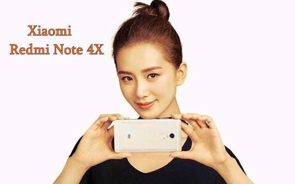 Resmi Meluncur , Redmi Note 4X RAM 4GB Dan SD 653