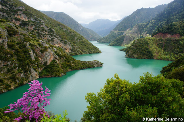 Kremasta Lake Evrytania Central Greece Attractions