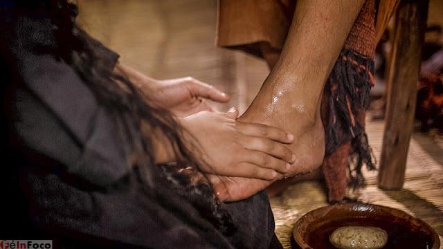 Um Belo Trabalho De Maria De Betânia